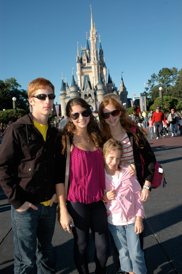 Magic Kingdom, FL