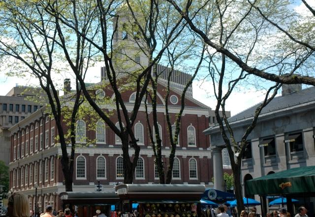 Quincy Market, Boston, MA