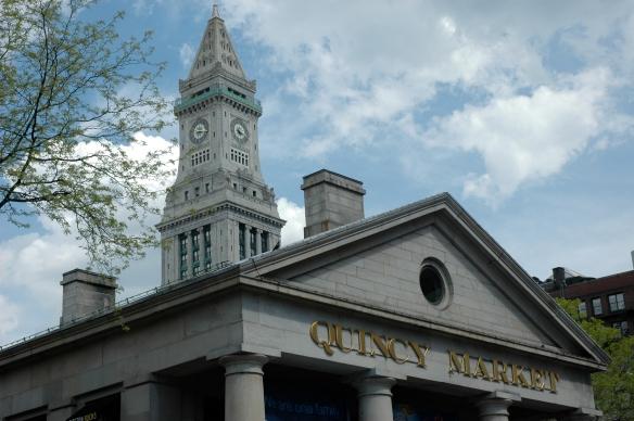 Qunicy Market, Boston, MA
