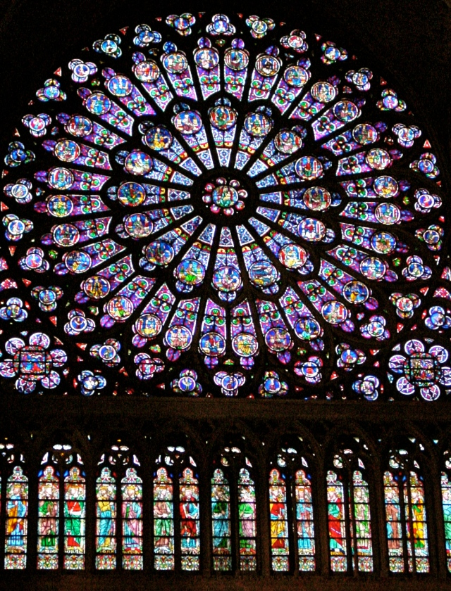 Saint-Chapelle, Paris, France