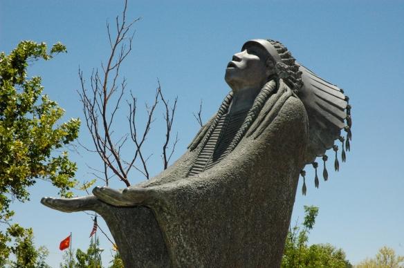 Native American Indian, Albuquerque, New Mexico