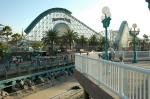California amusement park, Anaheim, CA