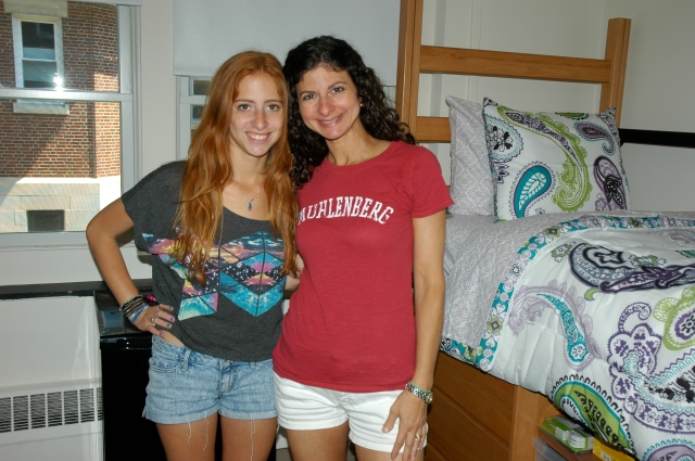 Baby A starting freshman year of college.