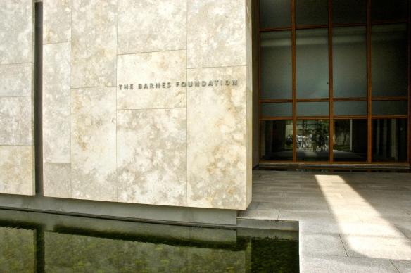 The Barnes Foundation, Philadelphia, PA