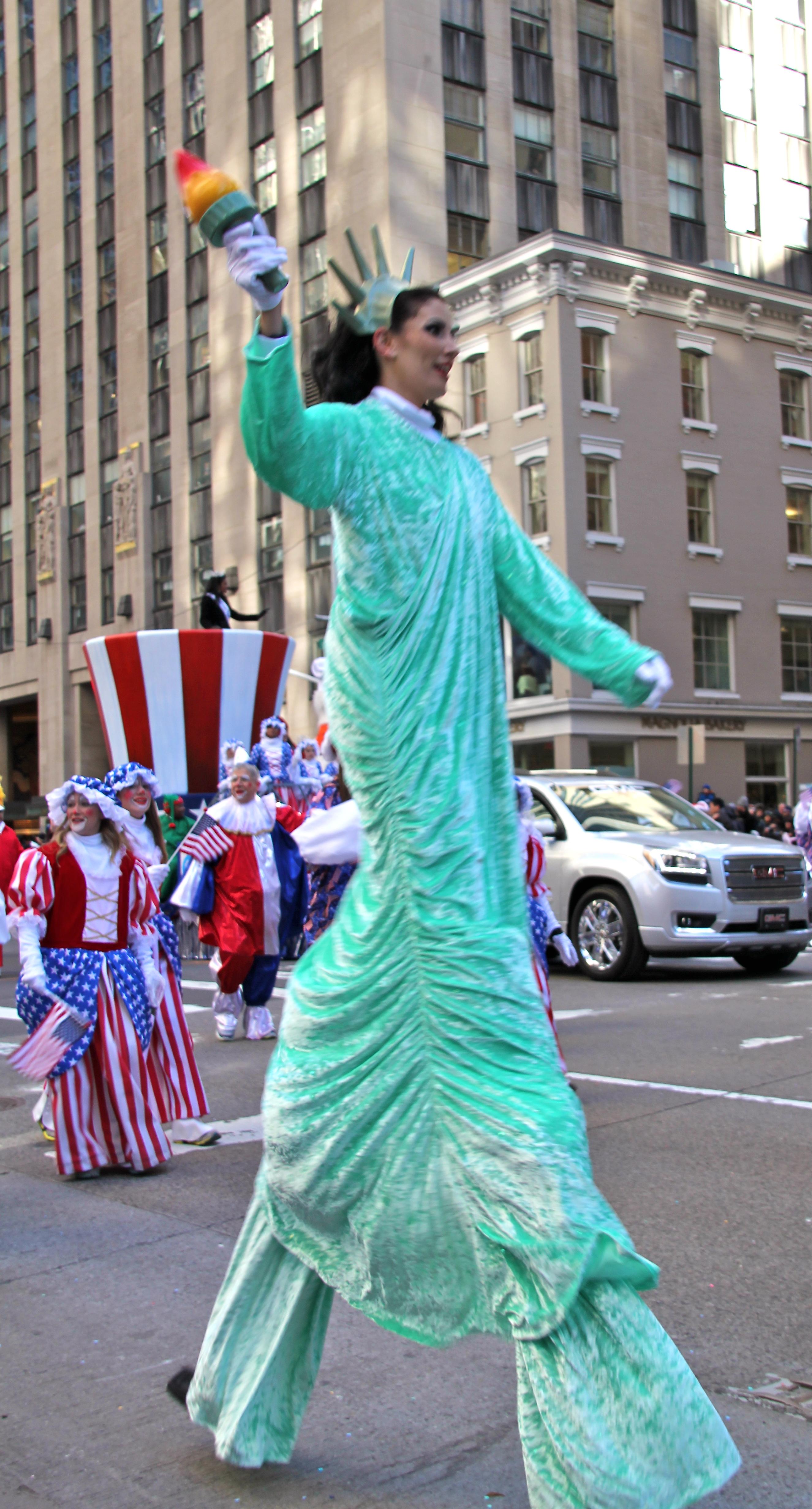 statue of liberty bmore energy