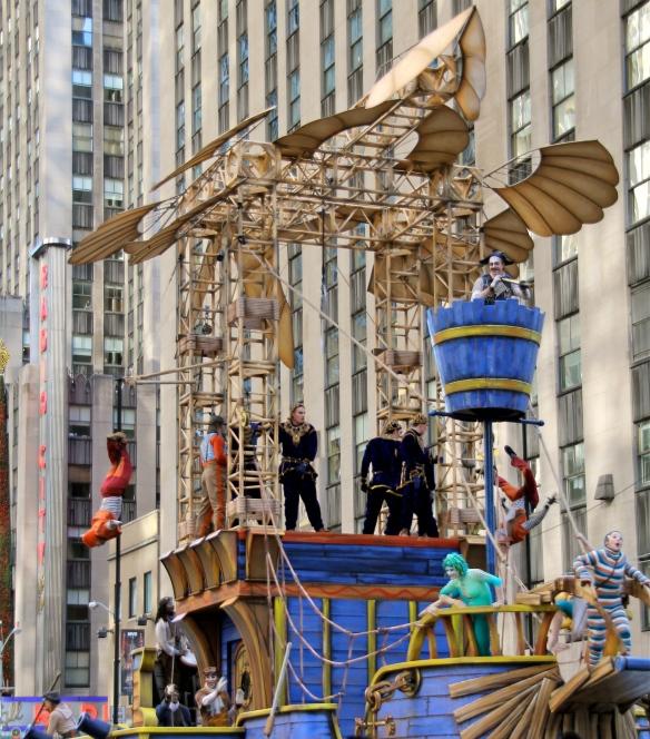 Cirque du Soliel's The Dreamseeker