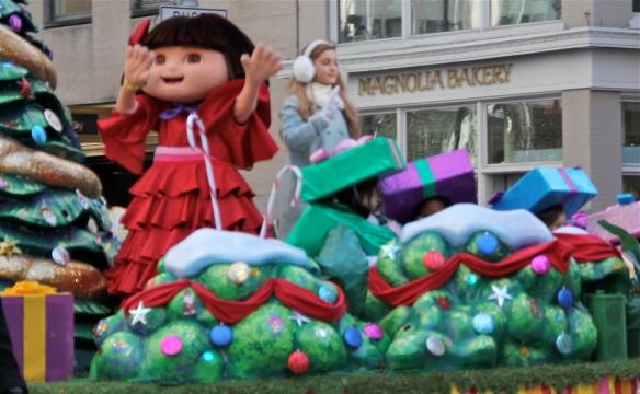 Nickelodeon's Dora's Christmas Carol Adventure featuring Ariana Grande