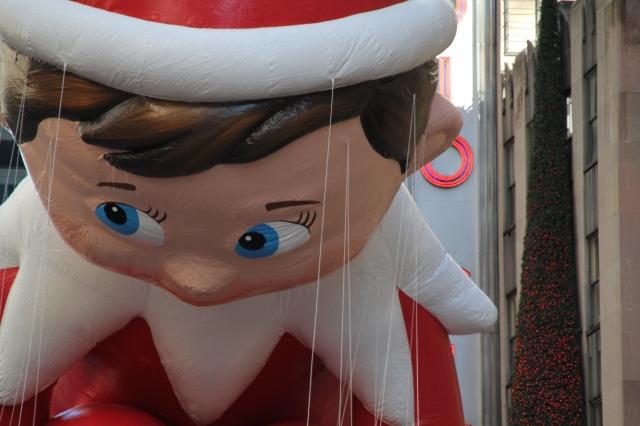 Chippy Elf on the Shelf