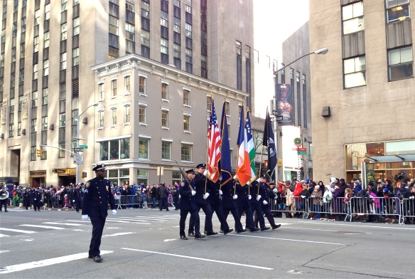 New York Police Color Guard