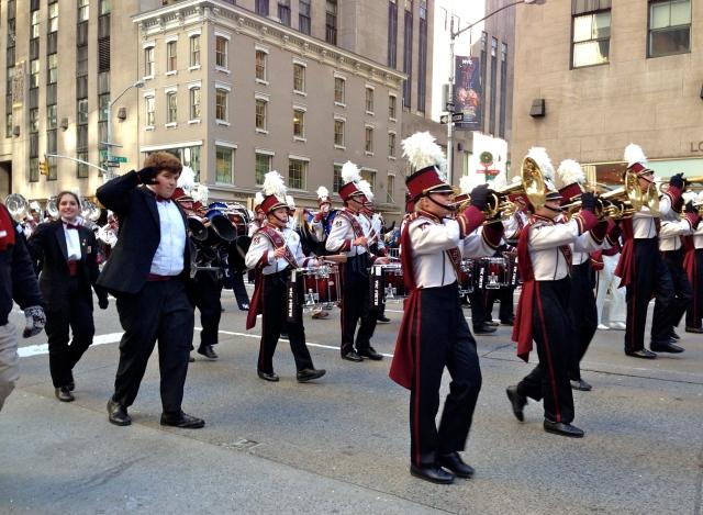 University of Massachusetts Minuteman Marching Band