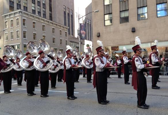 UMass Amherst Minuteman Marching Band