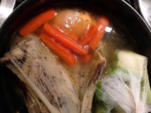 Soup pot.