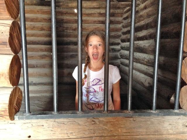 Teen Daughter's behind bars!