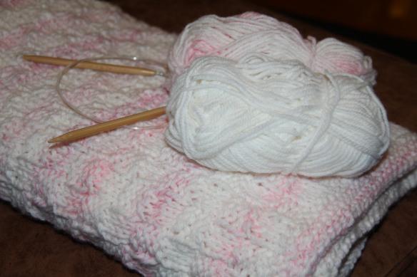 Baby Blanket.