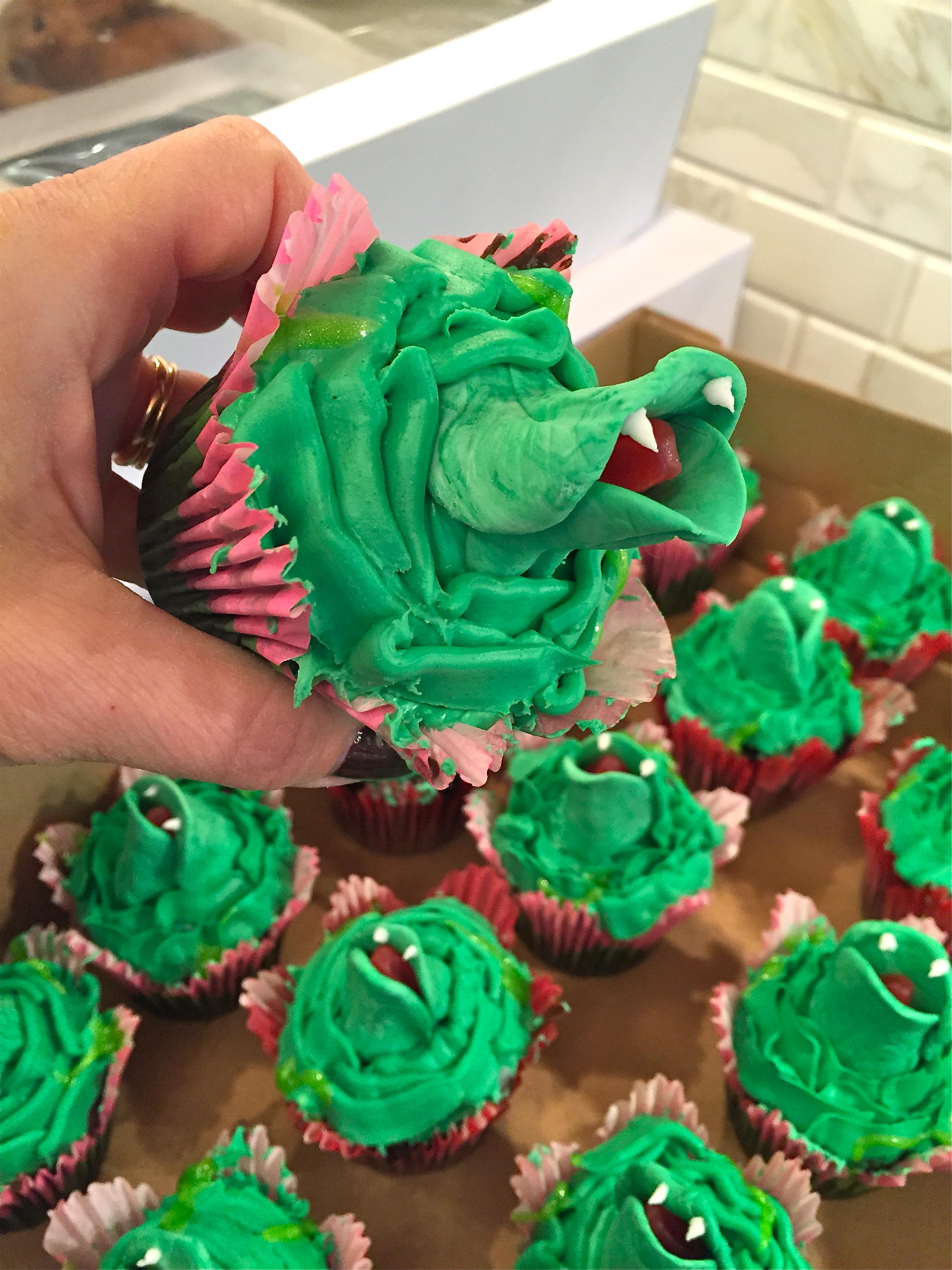 Plant Cake Decorations Img
