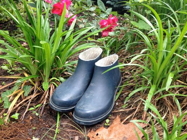 DIY Garden Clogs