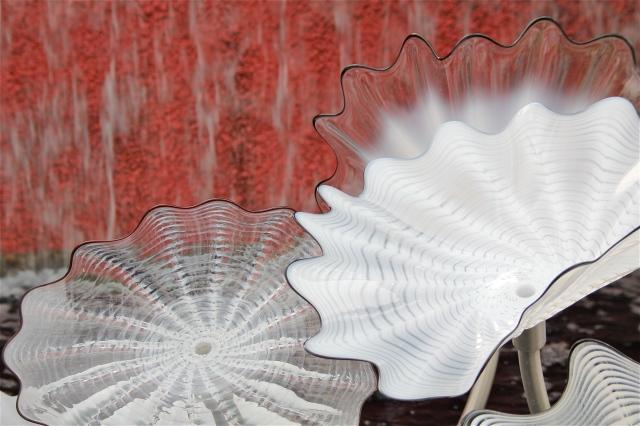 Dale Chihuly, Perennial Fiori, Blown Glass, 2014
