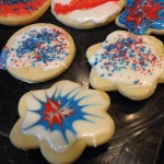 Sugar Cookies with Royal Icing.