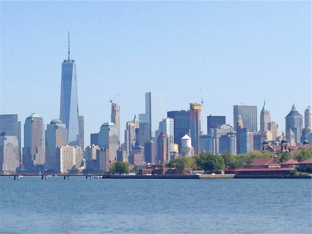 The Freedom Tower.