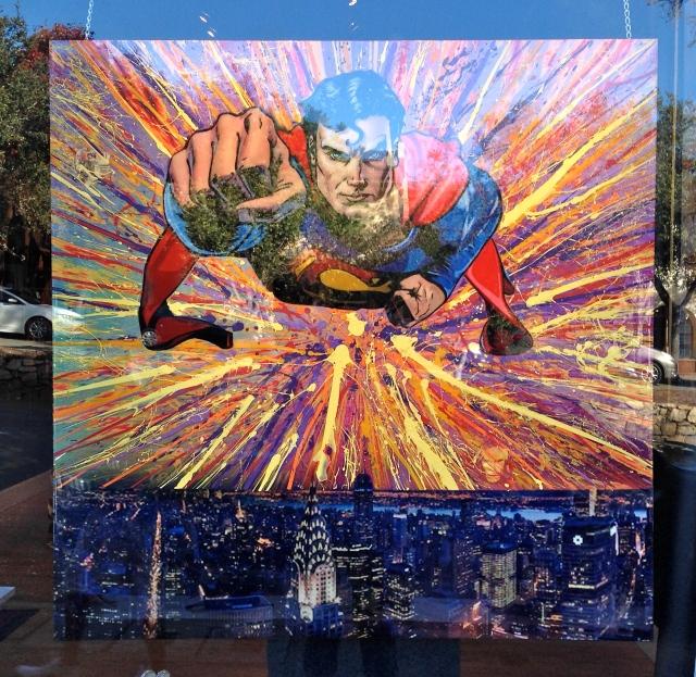 Galerie Rue Royale, artist: Devon,