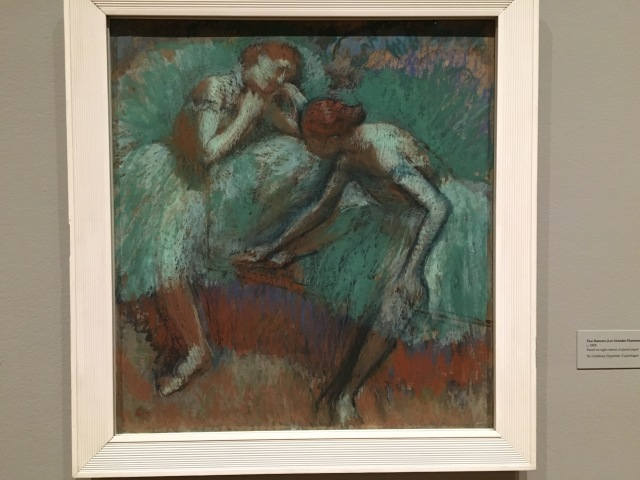 Two Dancers, c.1898