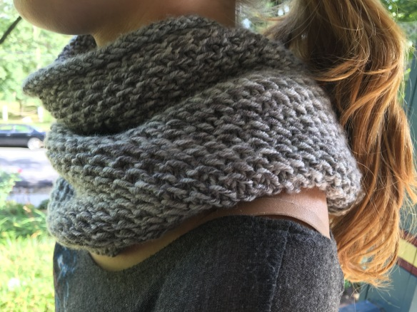 Honey Cowl.