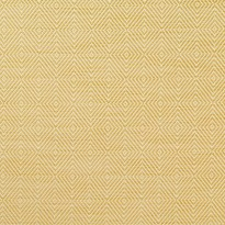 Fabric by Schumacher, Crystal Weave in Honey.