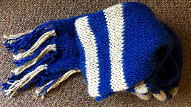 Ravenclaw Knit Scarf Bmore Energy