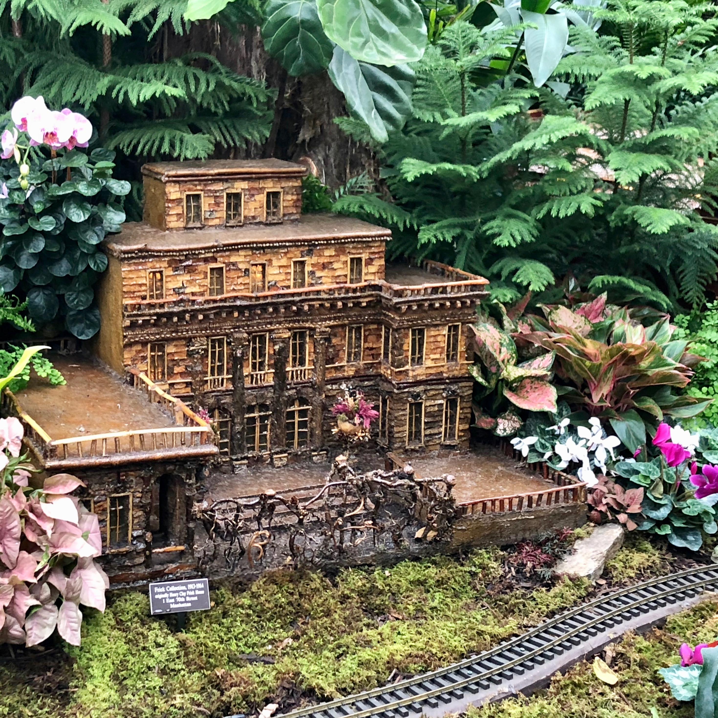 New york botanical garden holiday train show bmore energy - New york botanical garden train show ...